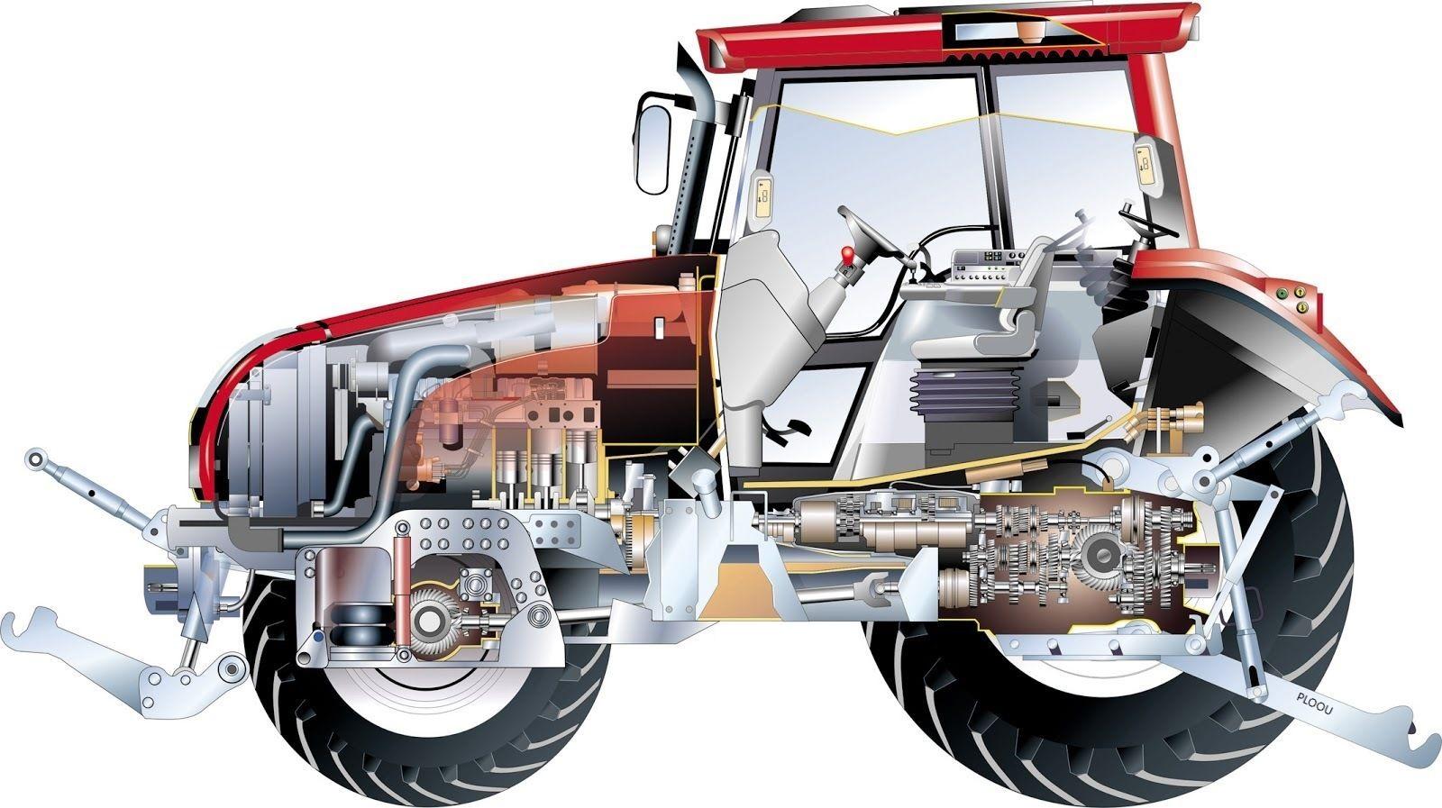 alquiler de tractores agrícolas