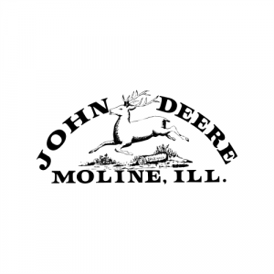 logo John Deere 1876